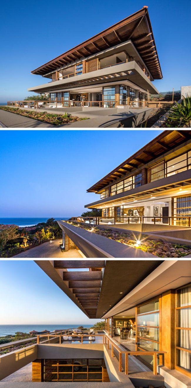 Exklusives Feng Shui Haus mit Garten in Südafrika | Hausideen ...
