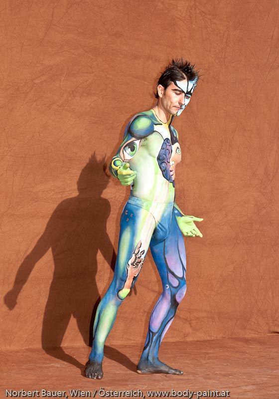 Join. costumes naked body paint