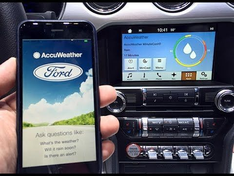 Ford To Update All 2016 Sync 3 Cars To Work With Apple Carplay Car Navigation Apple Car Play Navigation
