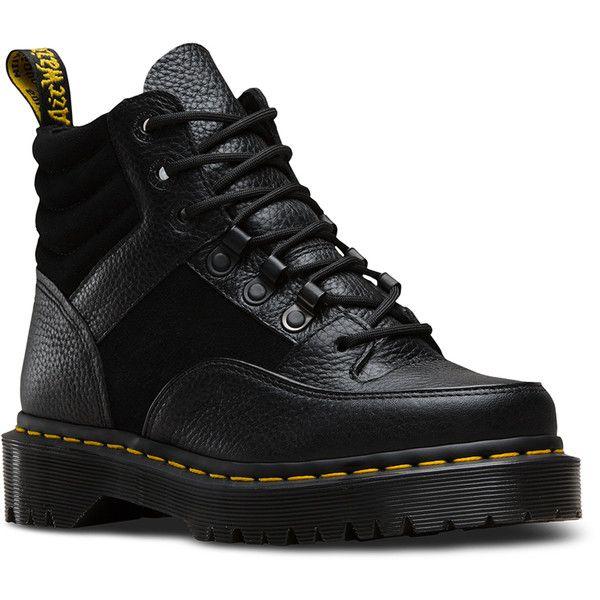 Dr. Martens Leather Zuma Shoes (€140