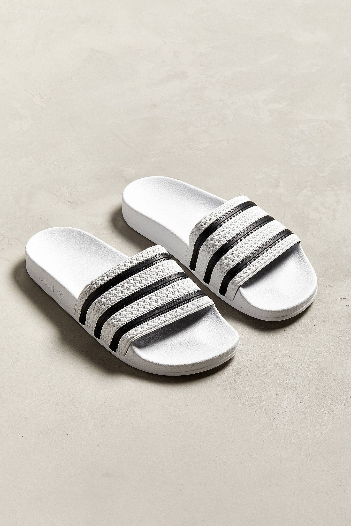 200+ Best Adidas slides outfit images
