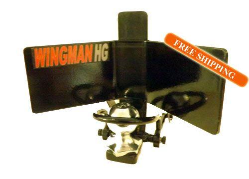 Wingman hitch guide