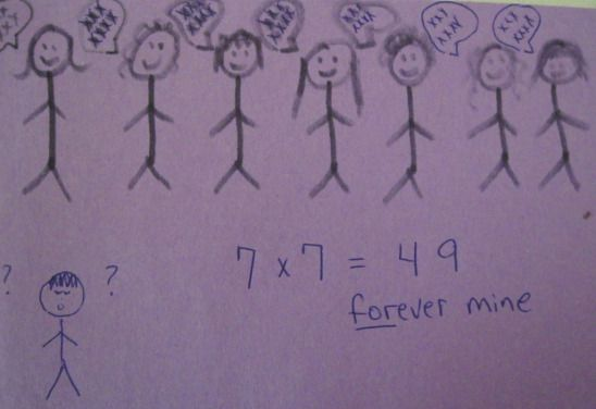 Justin Bieber, Bieber Math, Justin Bieber Math, math visual, VSL math, right-brained math