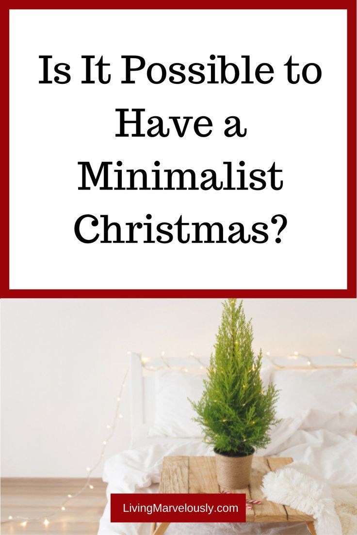 Is it time to pare down your Christmas traditions? What would a minimalist Christmas feel like? Find what makes you happy and brings joy to your holiday. #minimalist #christmasjoy #livingmarvelously
