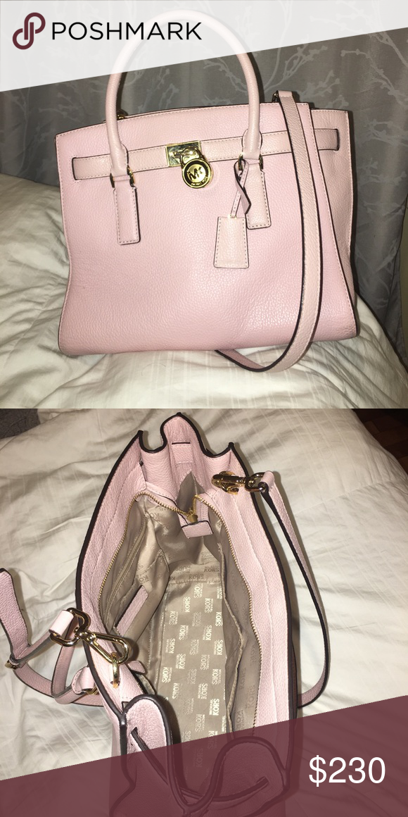 ffc4ab401ea0 MK Mercer Large Leather Tote Barely used MK bag. Just trying to find  someone who will use it :) MICHAEL Michael Kors Bags Totes