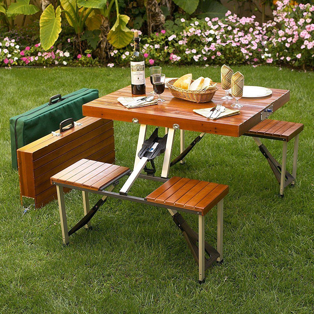 Picnic At Ascot Portable Picnic Table Set Folding Picnic Table Portable Picnic Table Picnic Table