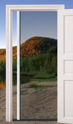 Feel The Breeze With Larson Retractable Screen Doors Windows