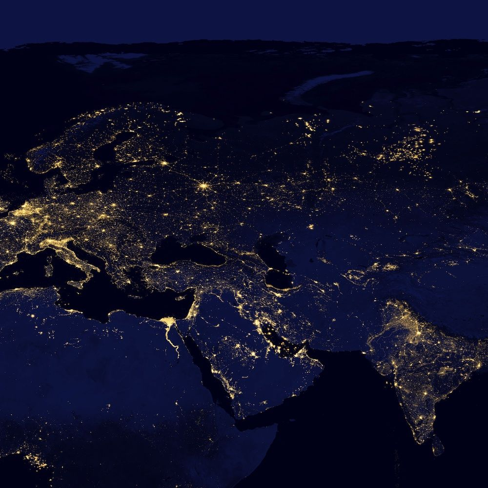Black Marble Amazing Earth At Night Photos From Space Earth At Night Night Photos Earth From Space