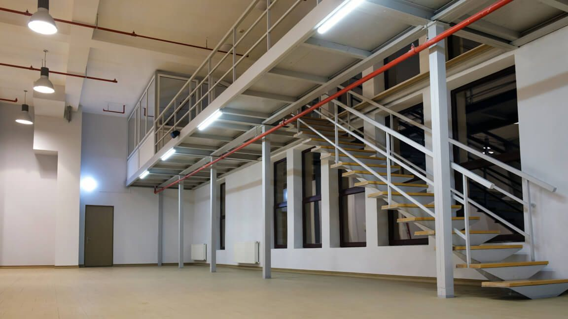 Cost Effective Mezzanine Flooring Material For Home