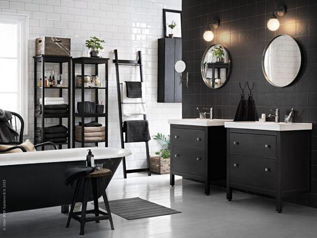 T.D.C | IKEA HEMNES bathroom series - Home Sweet Home | Pinterest ...