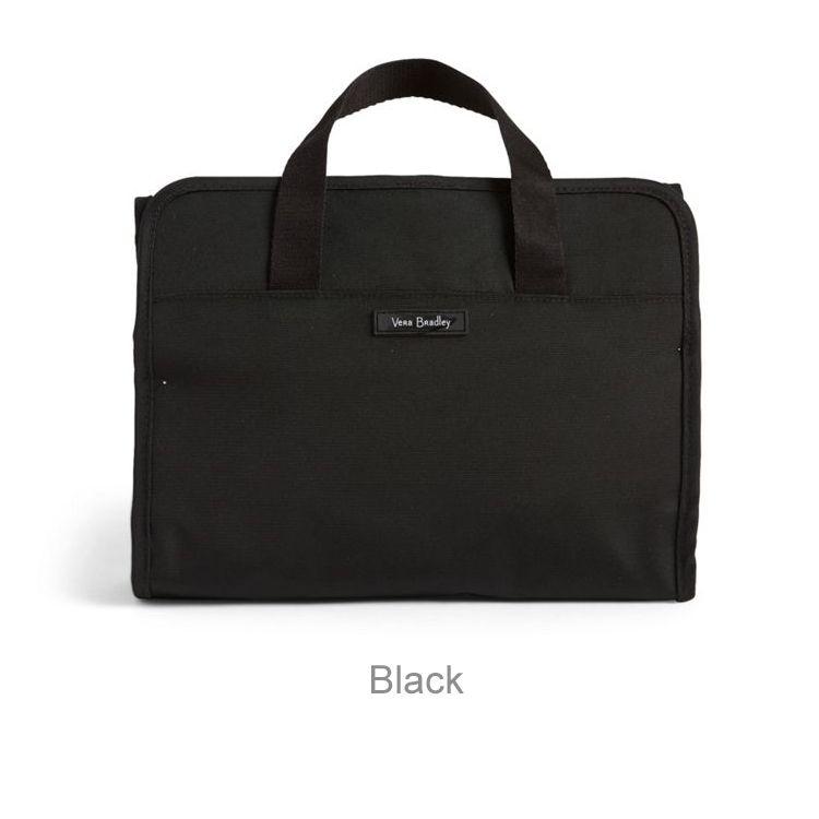 01303db4c5 Iconic Hanging Travel Organizer - Black (Lighten Up) - Caroline   Company   carolineandco  VeraBradley  travelorganizer  giftideas