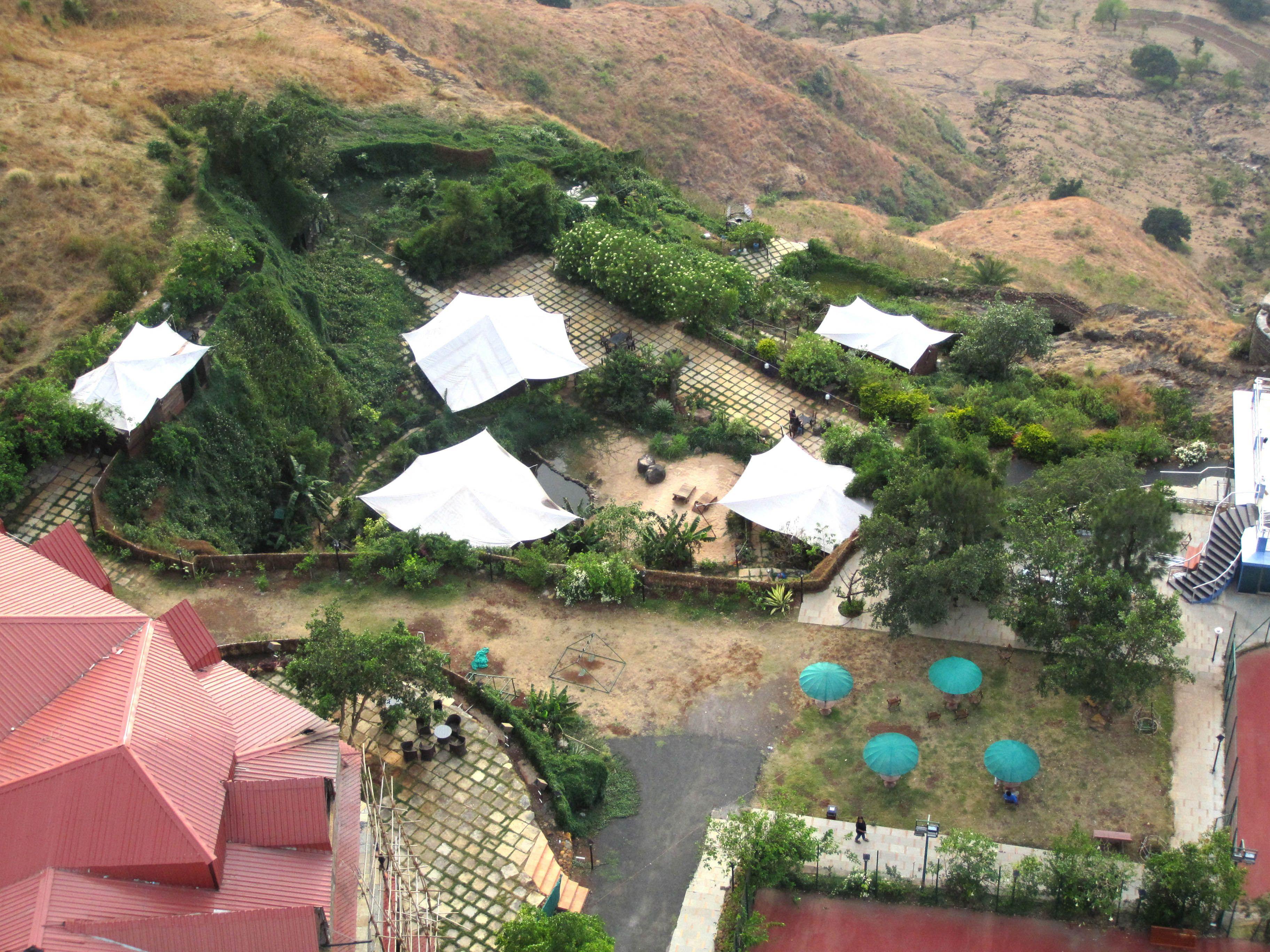 Camping Resorts in Mahabaleshwar Panchagni near Mumbai ...