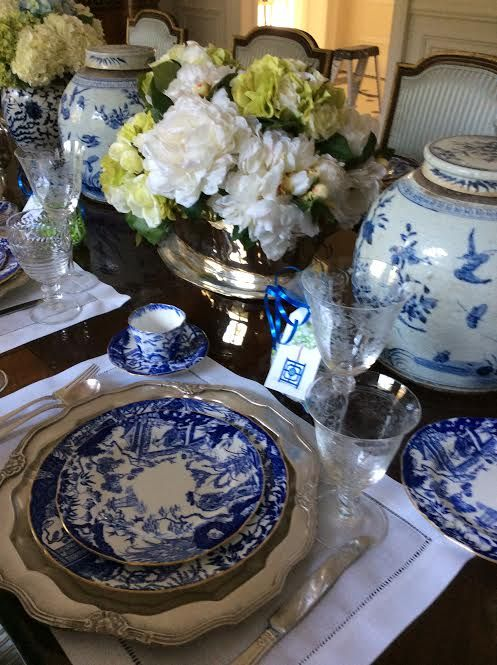 A memorable lunch with friends..... - The Enchanted Home