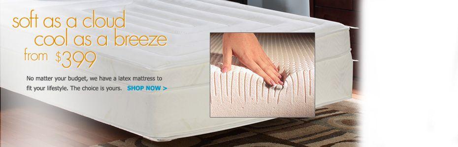 Latex Mattress Pillows Bed Frames Toppers Boyd Natural Flex