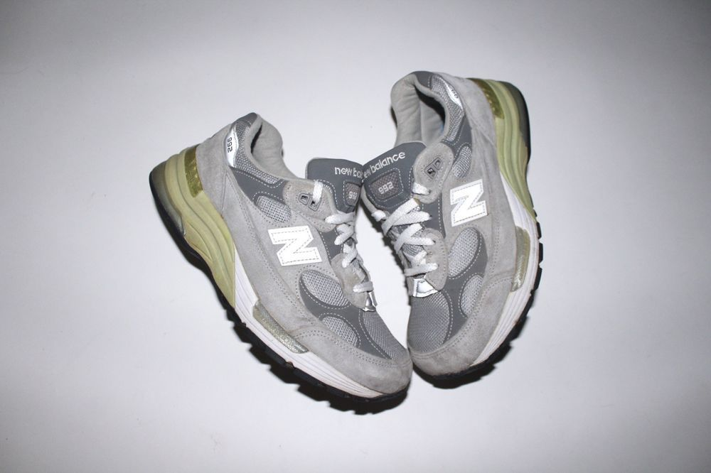 New Balance 992 Made In Usa Running Shoes Women S 6 5 Excellent Condition Fashion Clothing Shoes Accessor Shoes Retro Running Shoes Womens Running Shoes