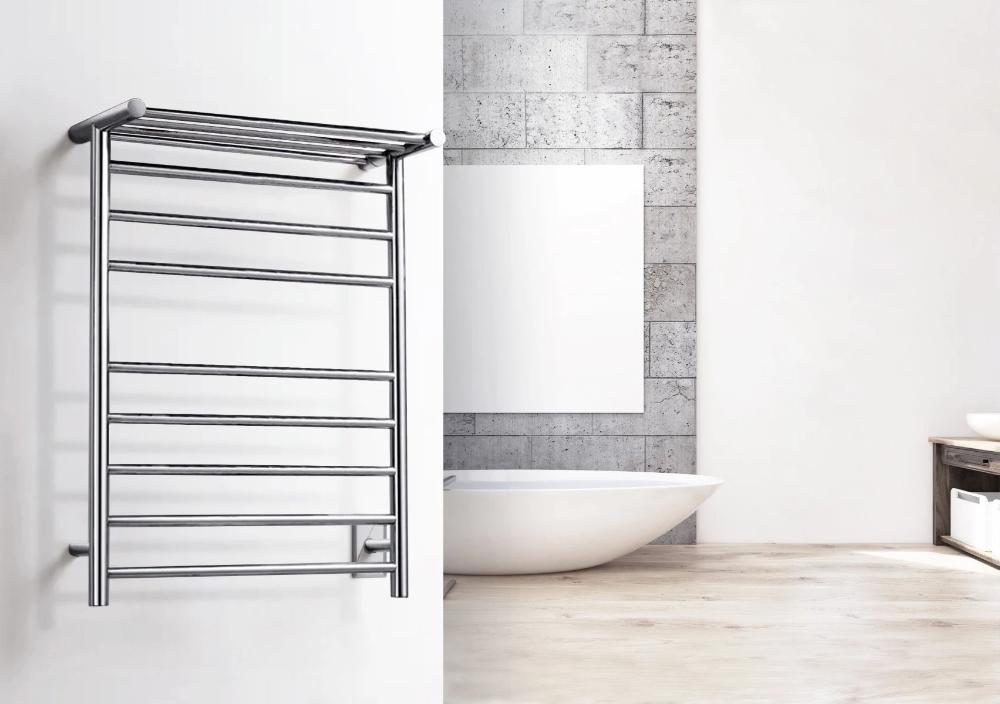 Warmlyyours Tws1 Hrn08 Build Com Towel Warmer Electric Towel Warmer Heated Towel Bar