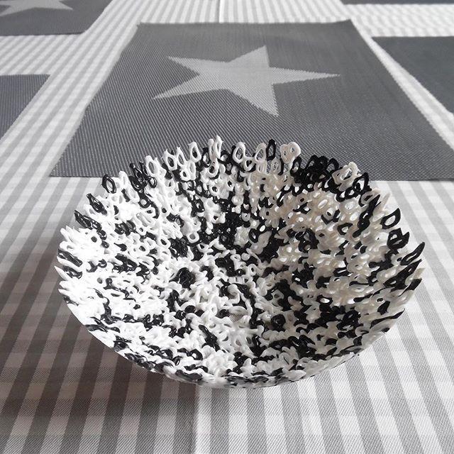 Bowl perler fuse beads by  die_rabaukin