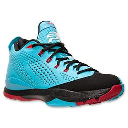 low priced ddd97 228a2 Men s Jordan CP3.VII Basketball Shoes   FinishLine.com   Gamma Blue White Black Gym  Red