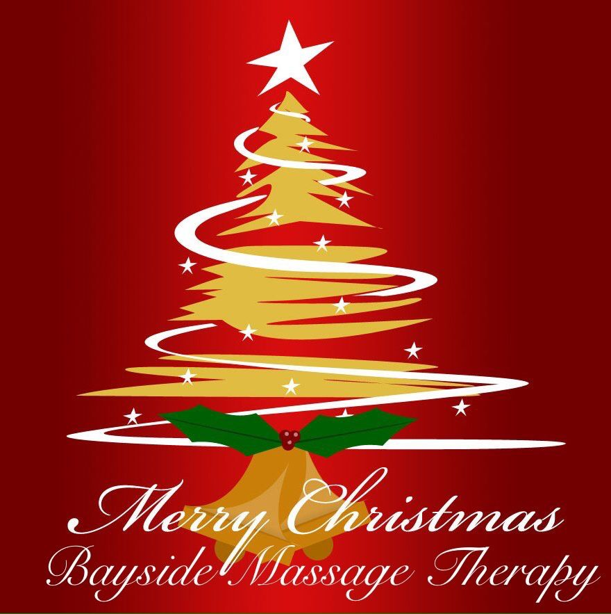 Bayside Massage Therapy want to wish you a Merry Christmas and a ...