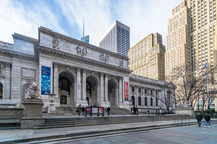 Free Tours of the Historic New York Public Library in 2019