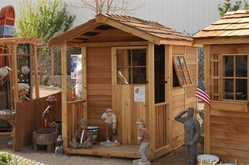 Cedarshed Gardeners Delight Shed - traditional - sheds - other metro - by originalsheds.com