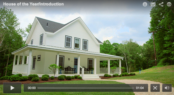 VIDEO: Get a quick overview of our 2014 House of the Year, located in Rhinebeck, NY.