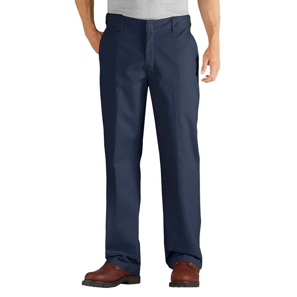 6042cf3ddf Dickies Men's Relaxed Straight Fit Comfort Waist Flex Twill Pant ...