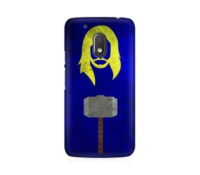 Gut Thor Minimalist Motorola Moto G4 Play Mobile Covers