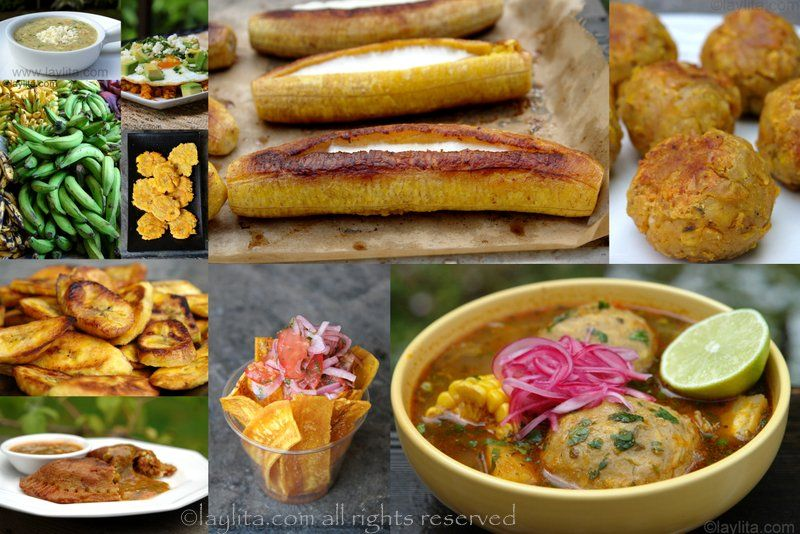 Easy and delicious latin american plantain recipes made both with easy and delicious latin american plantain recipes made both with ripe plantains maduros forumfinder Image collections