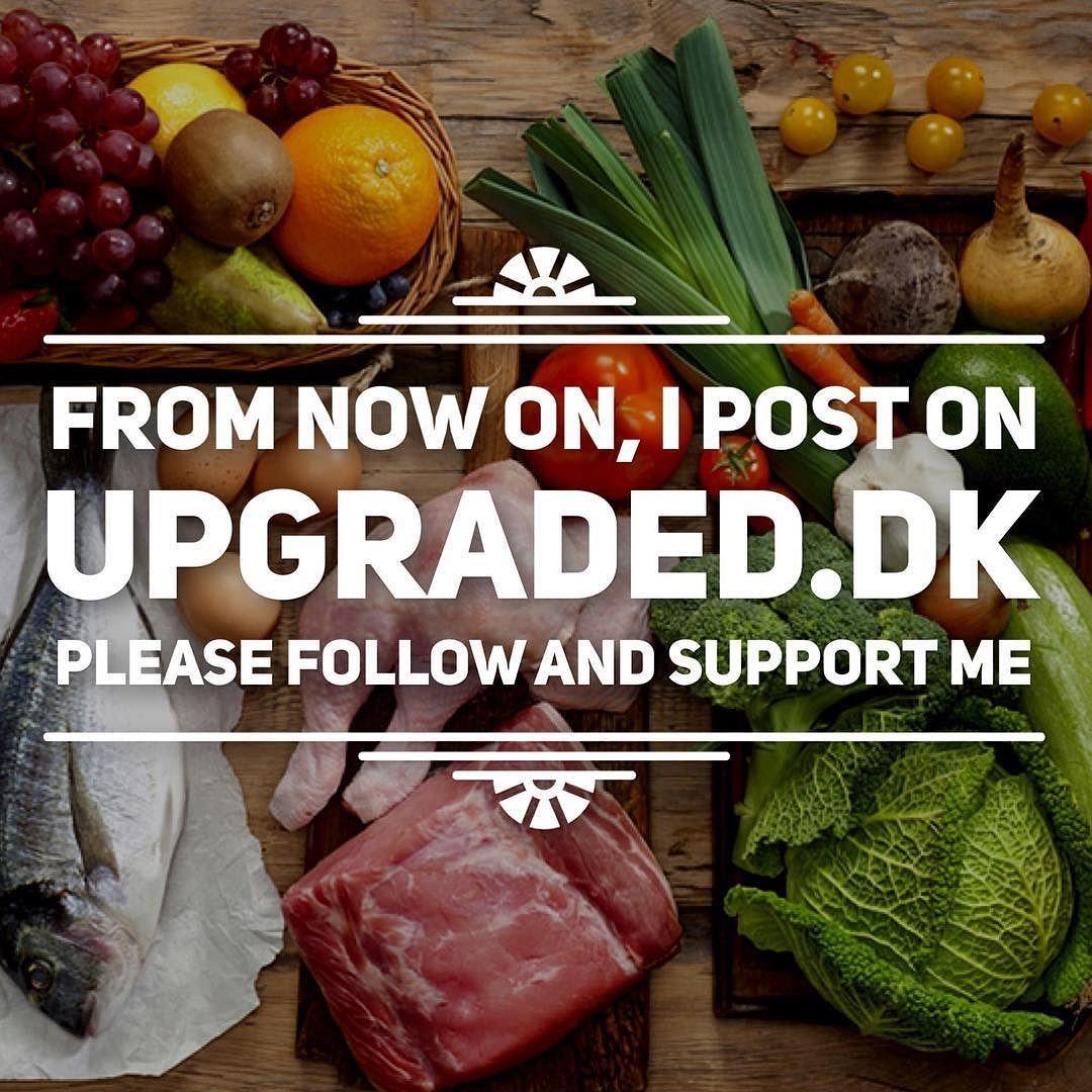 Følg og støt UPGRADED.DK her på Instagram og få inspiration til en smartere sundere og bedre livsstil.  Follow and support UPGRADED.DK here on Instagram and get inspiration for a smarter healthier and better lifestyle.  Tjek UPGRADED.dk for mere inspiration til en bedre livsstil  #UPGRADED #RIGTIGMAD #paleo #lchf #food #paleolifestyle #paleodiet #eatclean #primal #healthyeating #sugarfree #lowcarb #glutenfree #paleoapproved #keto #ketodiet #lavkarbo #instafood #instagood #tasty #food…