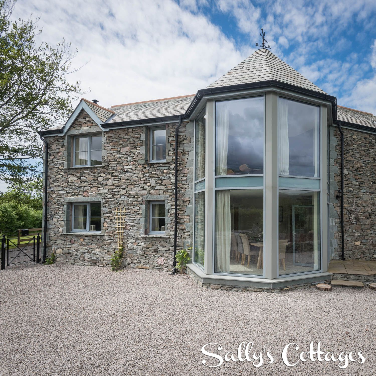 Lily Hall Is A Luxury Holiday Cottage In Ennerdale Sleeping 7 8 With 2 Pets Welcome Luxury Holiday Cottages Cottage Pretty House