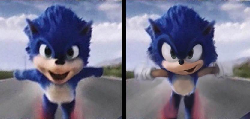 Watch Out For The Sonic Film Remake A Year After The Movie Comes Out Sonic The Hedgehog 2020 Film Hedgehog Movie Sonic The Hedgehog Sonic The Movie