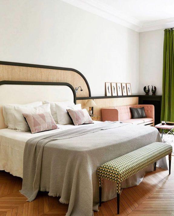 3d Design Bedroom Art Deco: On Trend: The Art Deco Bed.