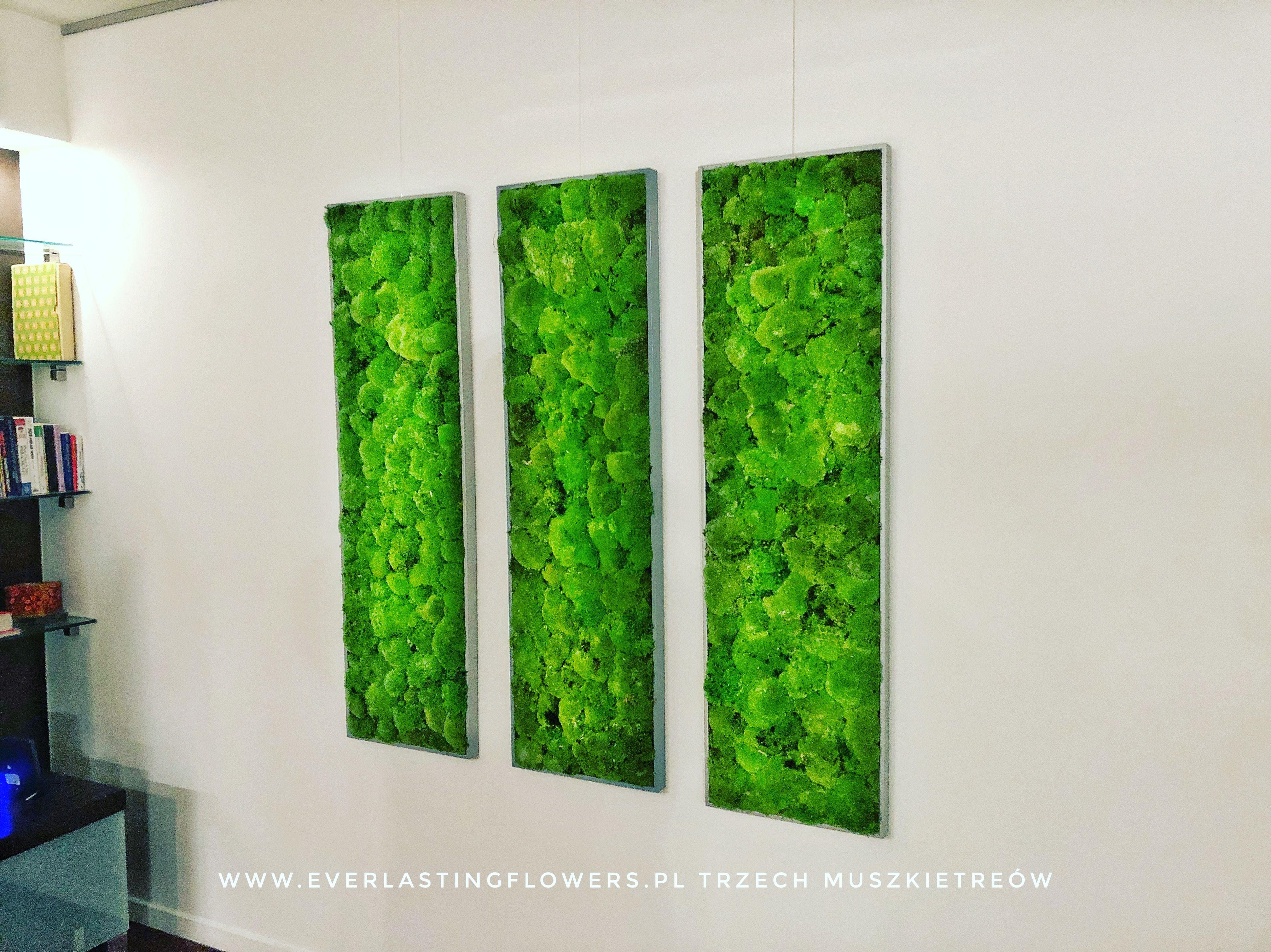 Moss decor  Lime green walls, Wall decor diy paint, Green wall decor