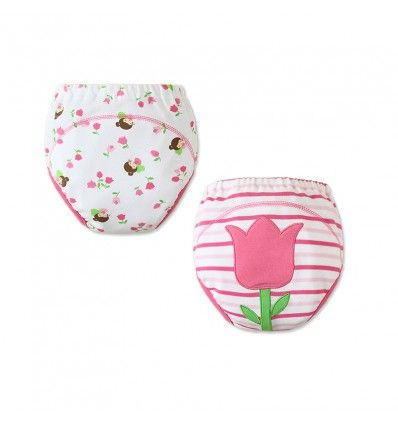 Jual Mom And Bab Potty Training Pants Pink Tulip