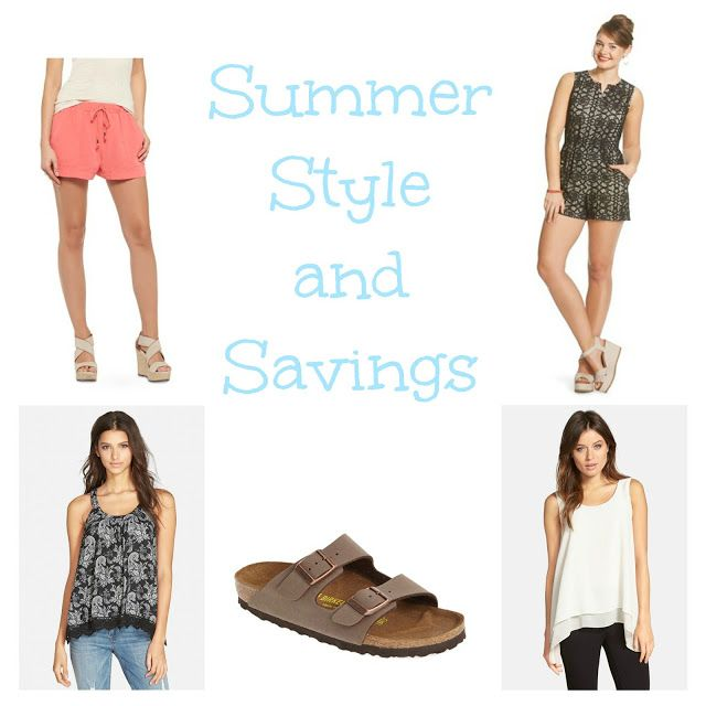Summer style and how to save big on it!