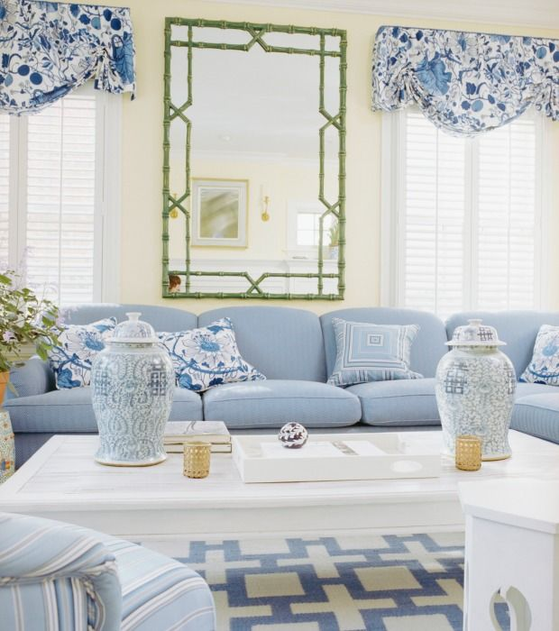 Mixing patterns in home decor home decorating tips and tricks good housekeeping