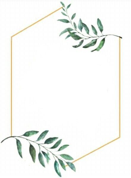 Floral Wreath Wallpaper