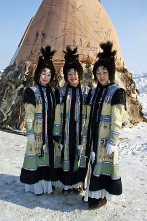 Evenks, Siberia - http://www.Incentives-Worldwide.com