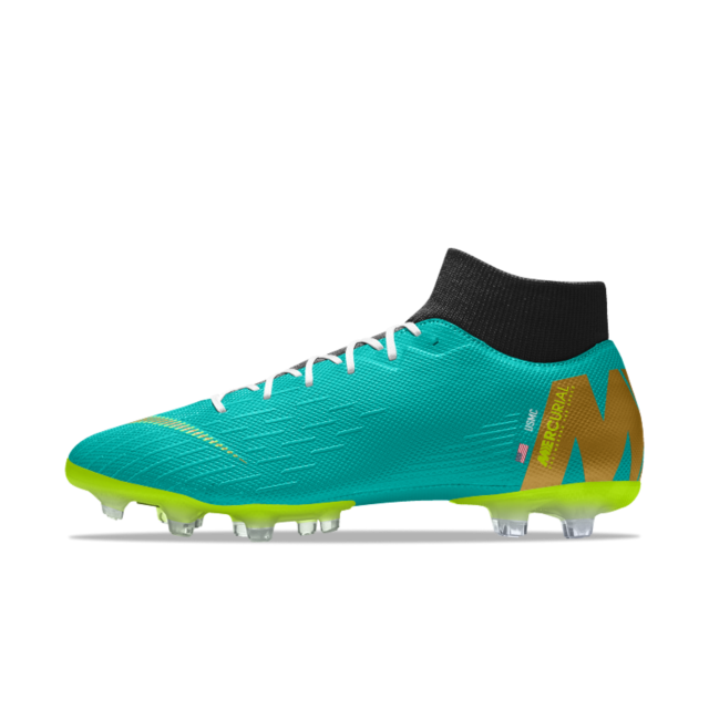 Nike Mercurial Superfly Vi Academy Mg Id Multi Ground Soccer Cleat Custom Soccer Cleats Custom Football Boots Soccer Boots
