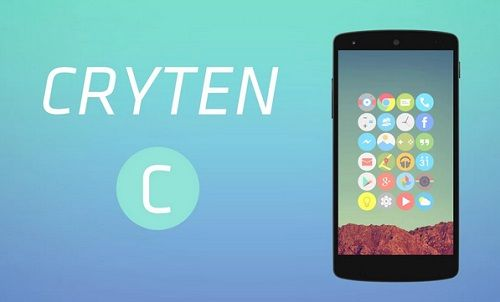 7 Favorit Icon Pack Di Android