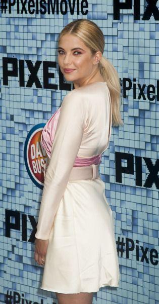 Ashley Benson - 'Pixels' New York Premiere - Outside Arrivals (July 18th, 2015)