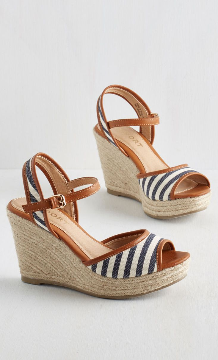 Wedges – The Perfect Summer Sandal