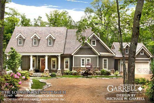 Lodgemont Cottage II House Plan – 11049