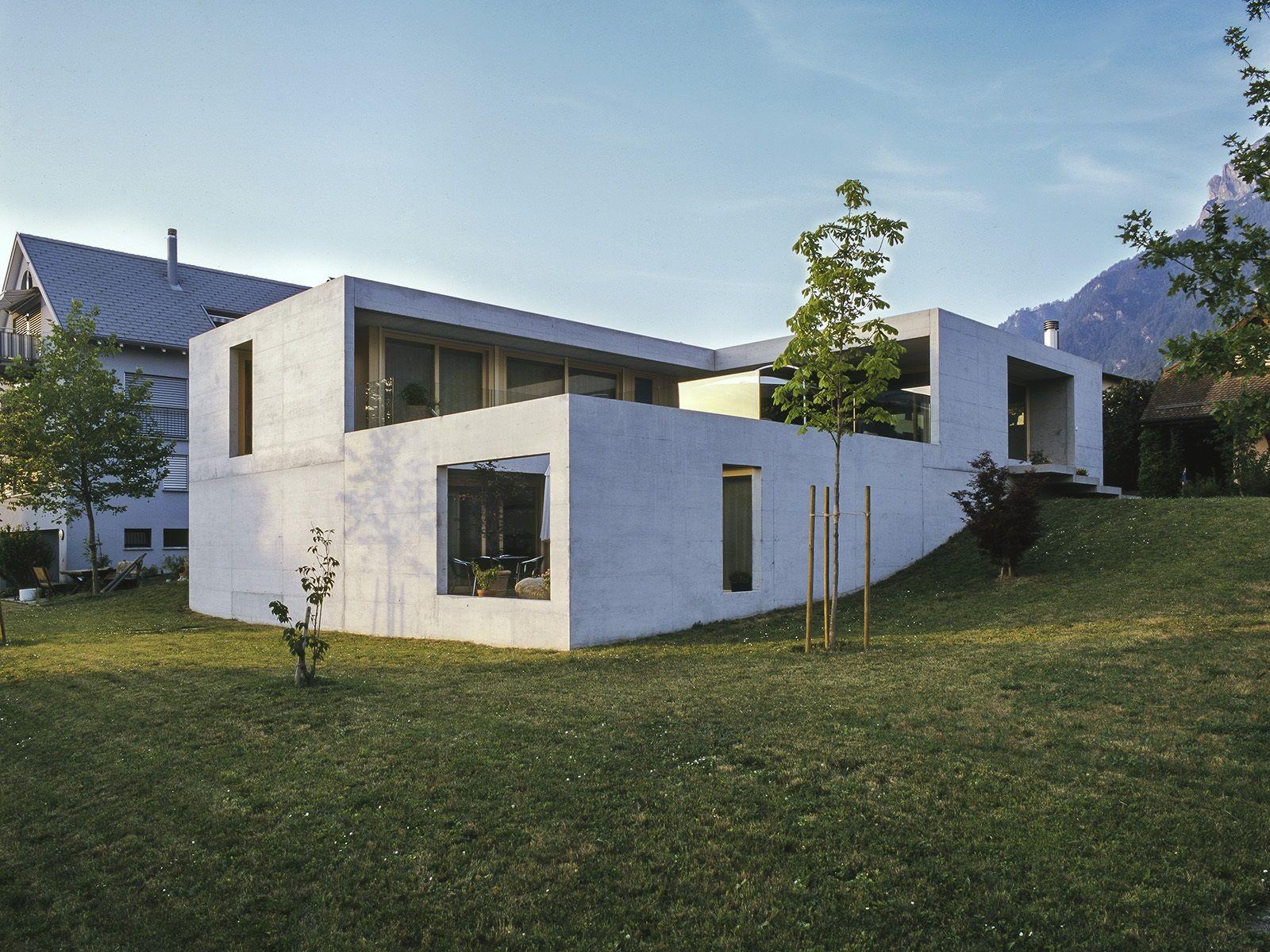 Erhart + Partner AG > Album Details Haus architektur
