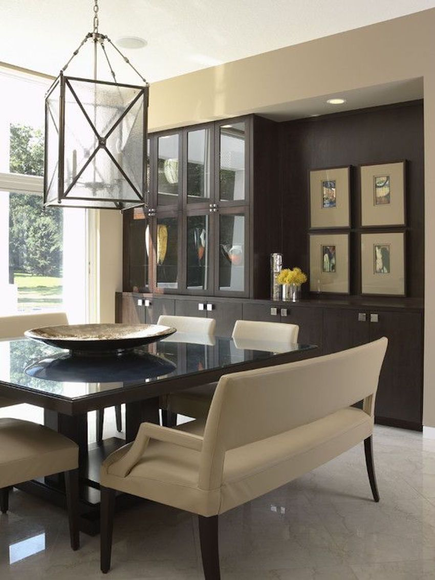 10 Superb Square Dining Table Ideas For A Contemporary Dining Room Endearing Square Dining Room Table Design Decoration