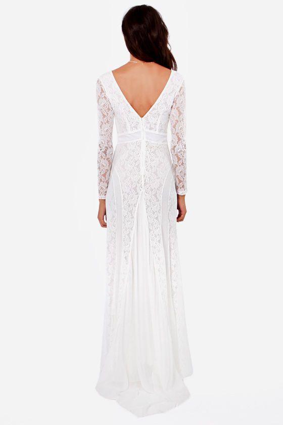 0083fe4ad4da A Moment Like Bliss White Lace Dressat Lulus.com! | Items I want to ...
