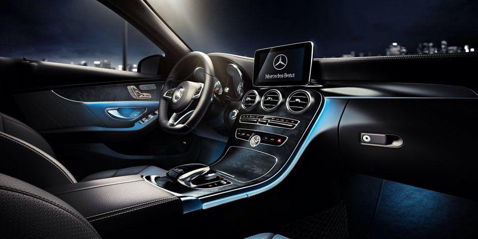 Mercedes Benz 2016 Black C300 Benz C Mercedes Benz C300