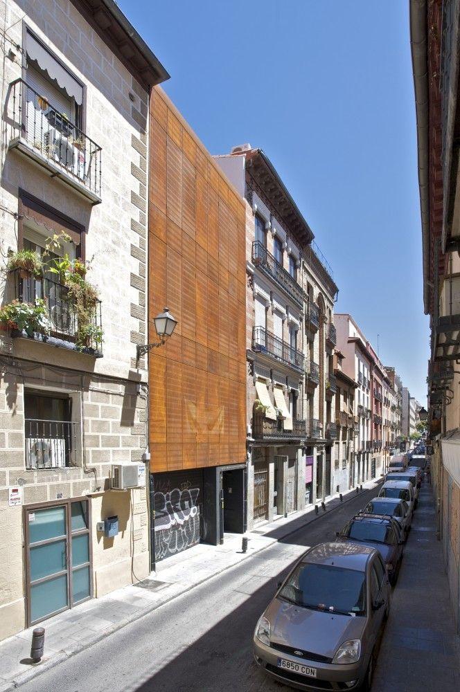 Galería De San Vicente Ferrer James Mau 6 Architecture Facade Architecture San Vicente