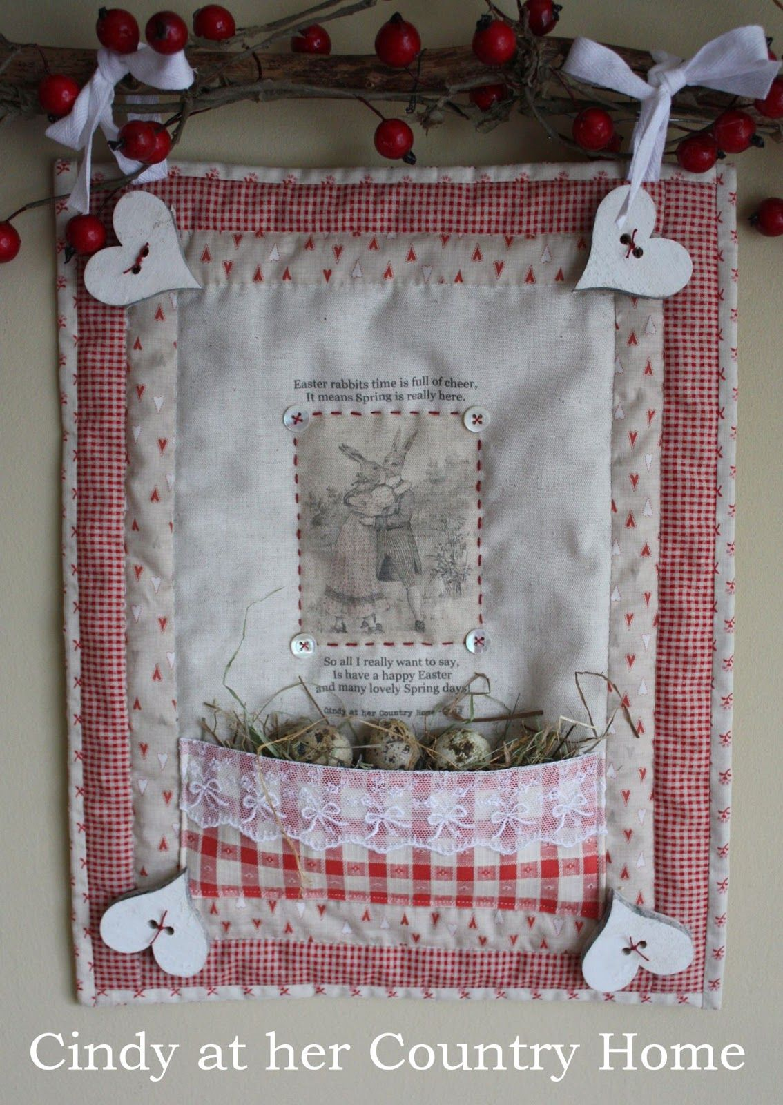 Cindy at her Country Home   Quilts & Patchwork   Pinterest ... : country home quilts - Adamdwight.com